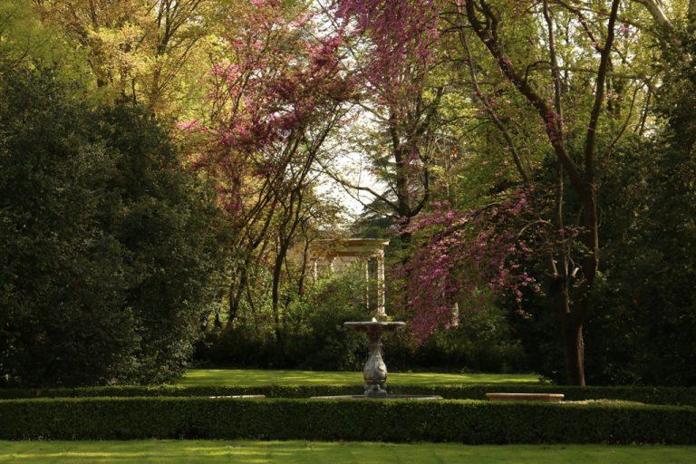 Jardín del CAPRICHO de la ALAMEDA de OSUNA 23
