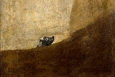 Paisaje_con_perro_de_Goya
