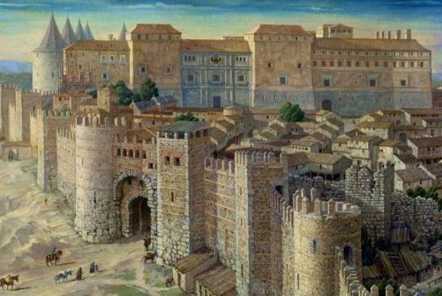 madrid_alcazar_y_muralla_reproduccion_1568
